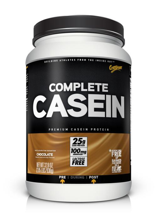 78720 Complete Casein 2.05 lbs. - Chocolate
